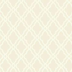York Wallcoverings Waverly Hampton Trellis x Wallpaper Roll Colour: Beige/Ecru Wood Plank Wallpaper, Brick Wallpaper Roll, Trellis Wallpaper, Wallpaper Panels, Paisley Wallpaper, Botanical Wallpaper, Striped Wallpaper, Geometric Wallpaper, Cute App
