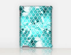 Mermaid iPad Case For iPad 2 iPad 3 iPad 4 and iPad by CRCases
