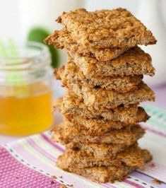 Simple 2 ingredient recipes to save money and time making yummy treats. These quick and easy recipes include tasty desserts, pizza dough, chicken and more! Banana Oatmeal Cookies, Oat Cookies, Oatmeal Cookie Recipes, Cupcakes, 2 Ingredient Recipes, Banana Recipes, Dessert For Dinner, Healthy Sweets, Dessert Recipes
