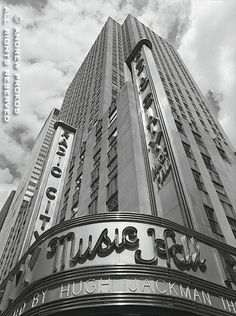 Radio City Music Hall  1260 6th Ave  New York, NY 10020  Midtown West, Theater District