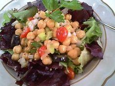 Bean Salad with Dijon Dressing from http://elegantlyglutenfree.com