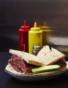 Pastrami on Rye: The 6 Best Places to Eat New York's Signature Sandwich