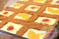 Fiesta Float Refrigerator Cake Recipe   Filipino Dessert Recipes by PingDesserts.com