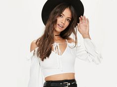 Crop Tops are Here Once Again
