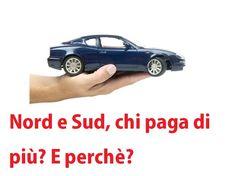Differenze Assicurative Nord e Sud http://www.assicuralo.it/differenze-assicurative-nord-sud/ Al sud l'assicurazione auto e moto costa molto di più del nord. Il motivo? Le diverse frodi