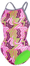 New!! 2016 Spring Premier Uglies! Dolfin Uglies V-2 back Riff - Female Swimsuit! Another awesome looking swimsuit by Dolfin! Great for training long lasting and pretty! Shop for it now at SwimmersChoice.com and experience our outstanding customer service.