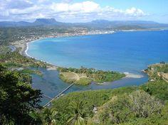 Baracoa zona Oriental de Cuba