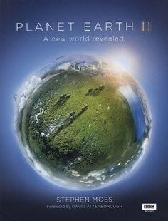 It's now a decade since the BBC's Planet Earth wowed us all with is groundbreaking footage that showed us our planet from an entirely new perspective. To mark this occasion, not only will there be a second series - Planet Earth II - but you can also own this jaw-dropping tie-in book.