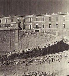 Spain - 1936. - GC - Cuartel de la Montaña, Barrio de Argüelles, Madrid.