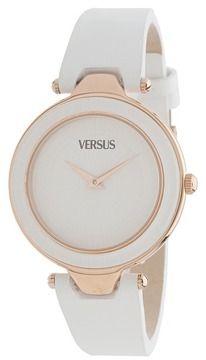 Versus Versace - Sertie - SQ101 0013 (Gold/White) - Jewelry on shopstyle.com