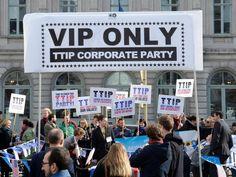 TTIP: secrecy around talks is 'profoundly undemocratic'