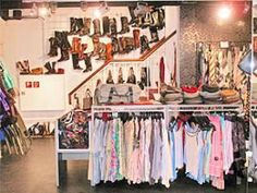 Best Vintage Clothing Shopping - Awesome Amsterdam