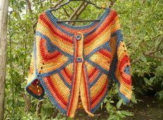 Irish crochet &: CAPE ...... НАКИДКА