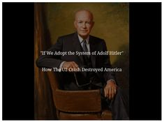 If We adopt the system of Adolf Hitler: How the Crash destroyed America ~ HistoryDojo