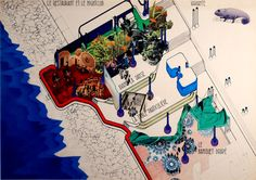 The Palm Tree and the Chameleon - Archigram 1971