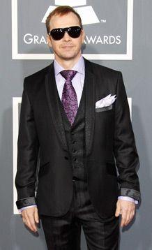 Donnie Wahlberg  :)  or as I like to call him, Mr Stephanie Scott