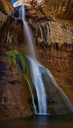 Calf Creek Falls, Escalante, Ut