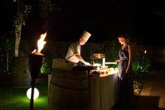 Hochzeit, Mitternachtsbuffet