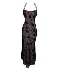 Vestido de Noche Coti