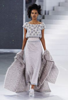 Chanel Haute Couture Trends Setters by Isabelle T. - A Blog About Fashion www.trends-setters.com