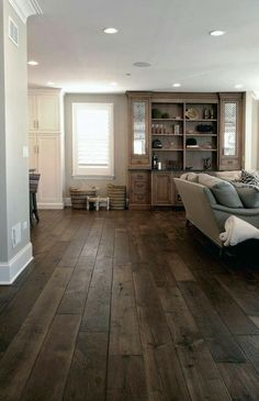 Best Flooring for Living Room. Best Flooring for Living Room. 9 Best Living Room Flooring Ideas and Designs for 2020 Living Room Wood Floor, Farm House Living Room, Flooring, Farmhouse Living, Living Room Makeover, Home Remodeling, House, House Flooring, Hardwood Bedroom Floors