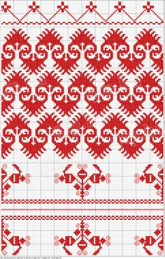 Hungarian Embroidery, Folk Embroidery, Learn Embroidery, Chain Stitch Embroidery, Embroidery Stitches, Embroidery Patterns, Cross Stitch Borders, Cross Stitch Patterns, Stitch Head