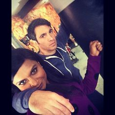The Mindy Project: Hollywood's Goofiest Set