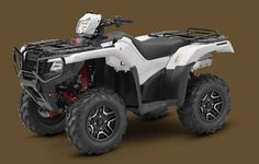 New 2016 Honda FourTrax Foreman Rubicon 4x4 Automatic D ATVs For Sale in Oklahoma. 2016 Honda FourTrax Foreman Rubicon 4x4 Automatic DCT EPS Deluxe, Payments As Low As $138 Monthly W.A.C. Payments As Low As $138 Monthly W.A.C. Engineered For Comfort And Confidence All Day Long. Nobody likes to get beat up. And we're not talking about some playground bully we're talking about how some ATVs treat you on a tough trail. Not the Honda® FourTrax® Foreman® Rubicon, though it's a premium ATV that…