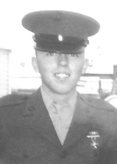 BRAVO! Marine, Cal Bright one of a long line of Marines who have served the USA. BRAVO! COMMON MEN, UNCOMMON VALOR @ http://bravotheproject.com/. #BRAVO! #USMC #KheSanh #VietnamWar