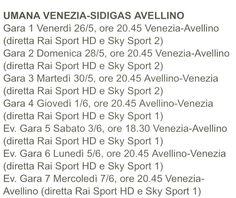 Basket, Playoff Serie A: tutte le gare tra Venezia e Avellino in diretta su Sky Sport e Rai Sport – WWWITALIA