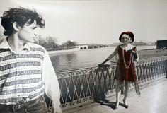 """Vladislav Mamyshev-Monroe, from the series """"Doomed Love"""", 1993 courtesy of XL Gallery, St. Petersburg."""