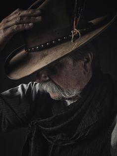 Portrait of artist John Coleman for Inspiration to Creation: The Hidden Life Behind Bronze. With Erik Petersen