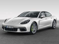 Porsche Panamera 4 E-Hybrid: 462 PS und 50 Kilometer elektrische Reichweite
