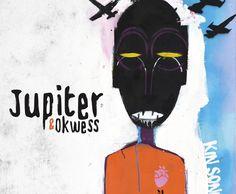 Jupiter & Okwess - Kin Sonic - Design Robert Del Naja