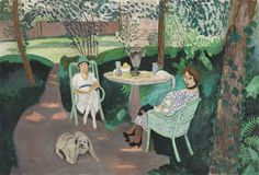 Tea | Henri Matisse (France, 1869-1954) France, 1919 Paintings Oil on canvas - LACMA Collections
