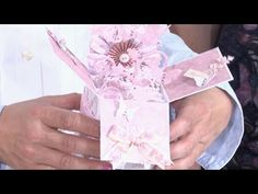 ▶ How to Make an Exploding Box Card   docrafts Creativity TV - YouTube