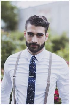 hairstyles for men with beard (35)