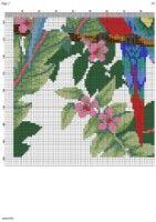 """Gallery.ru / tymannost - Album """"Dimensions 03722 - Tropical Bir"""""""