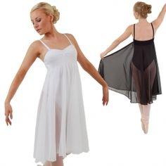 This stunning lyrical dress has a beautiful long Georgette skirt which flows as you move and bra lining for added comfort. It's a great dance costume and perfect for festivals.