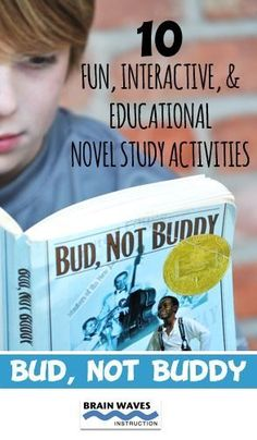 If youre looking for engaging and educational activities that will help your students deepen their understanding of the novel, Bud, Not Buddy, then youre in luck! This resource is filled with ten different activities that will help your students connect