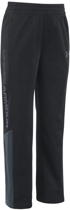 Under Armour Athletic Pants, Little Boys (4-7)