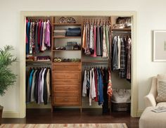 We have partnered with ClosetMaid to provide custom closet design, installation, and organization help for any room in your home in Barrie, Ontario. Closet Storage Systems, Storage Spaces, Closet Organization, Storage Ideas, Storage Units, Pantry Storage, Master Closet, Closet Bedroom, Master Bedroom