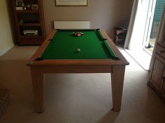 Home :: Pool Tables :: Prince Classic Diner Pool Table Dining Table, Pool Tables, Buy A Pool, Pool Table Covers, Wall Clips, Phenolic Resin, Family Dining Rooms, Table Frame, Under The Table
