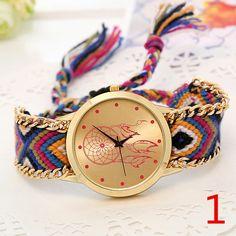 Мори девушка стиль женщины наручные часы 2015 новый бренд золото платье часы ручной плетеный дружба браслет часы дамы Quarzt часы, принадлежащий категории Women's Bracelet Watches и относящийся к Часы на сайте AliExpress.com | Alibaba Group