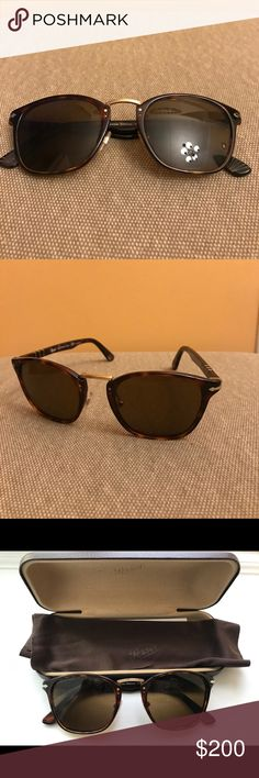PERSOL Sunglasses Persol typewriter edition sunglasses- worn only 3 times Persol Accessories Sunglasses