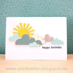 Anni Cards: Seize the Birthday: Weather Elements | happy birthday