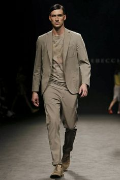Massimo Rebecchi Ready To Wear Spring Summer 2014 Milan - NOWFASHION