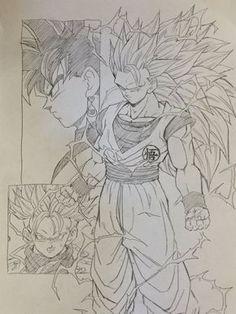 Goku par Youngjujii https://pbs.twimg.com/media/Cl11OTzUoAEqoDt.jpg