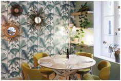 Transformation déco : Sarah Guedj & Esther Goldszmidt, un restaurant dans un esprit vintage | DKOmag