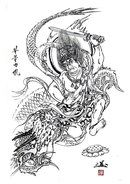 Horiyoshi - Ryushin